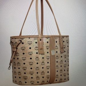 Reversible Liz Shopper in Visetos (Price Firm)